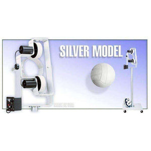 Sports Tutor Silver-Volleyball - Machine-Sports Tutor-Unique Sports