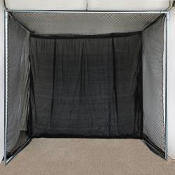 The 'Clubhouse' 5'x10'x10' Golf Cage By Cimarron Sports-Golf Equipment-Cimarron-Unique Sports