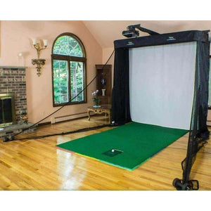 The Net Return Simulator Series Projection Screen-Golf Equipment-The Net Return-Unique Sports