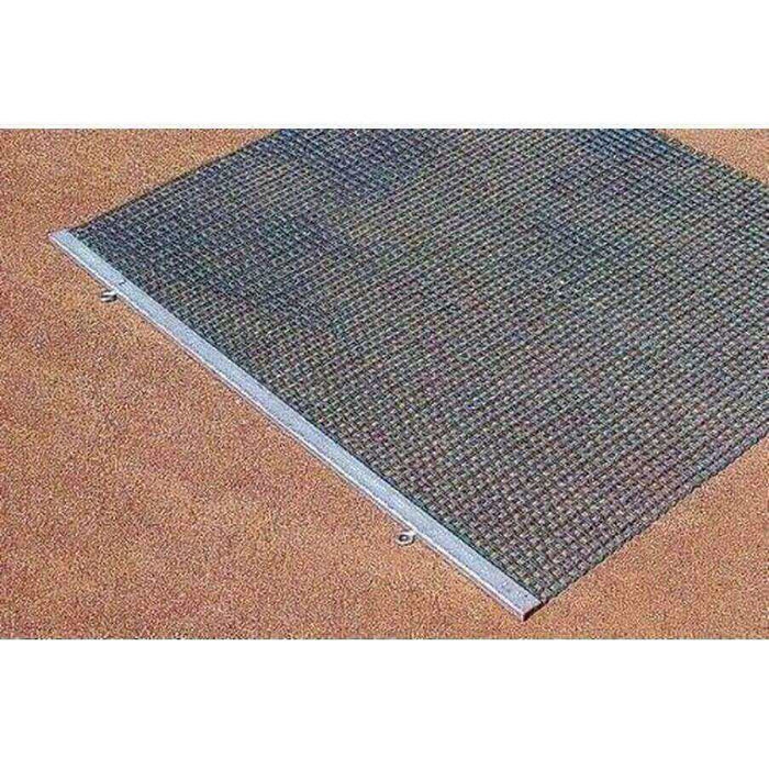 Trigon Sports International 6' x 4' Monster Mat w/ Drag Bar