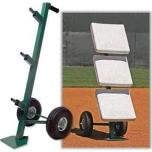 Trigon Sports International Base Caddy-Baseball & Softball Equipment-Trigon Sports International-Unique Sports