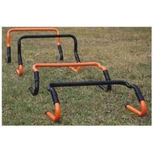 Multi-Height Agility Hurdles (Set of 4)-Training & Fitness Equipment-Trigon Sports International-Unique Sports