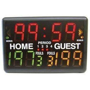 Trigon Sports International Multi-Sport Indoor Scorer & Timer-Basketball Equipment-Trigon Sports International-Unique Sports