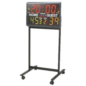 Portable Stand for Multi-Sport Timer By Trigon Sports-Basketball Equipment-Trigon Sports International-Unique Sports