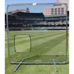 Trigon Sports International ProCage 7'x7' Premium Softball Pitcher Screen-Baseball & Softball Equipment-Trigon Sports International-Unique Sports