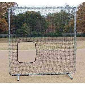 Trigon Sports International ProCage 7'x7' Softball Pitcher's Screen Replacement Net-Baseball & Softball Equipment-Trigon Sports International-Unique Sports