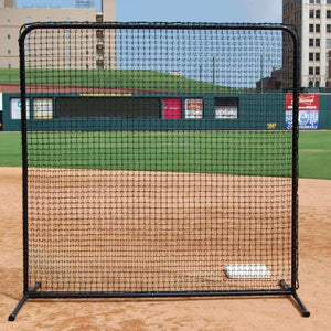 Trigon Sports International ProCage 'Black Series' First Base/Fungo Screens-Baseball & Softball Equipment-Trigon Sports International-Unique Sports