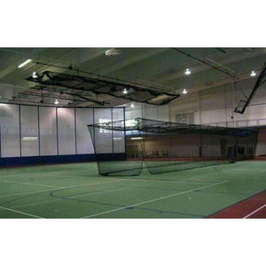 Trigon Sports International ProCage Indoor Tunnel Electric Winch Systems-Baseball & Softball Equipment-Trigon Sports International-Unique Sports