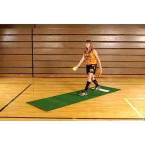 Trigon Sports International Stride Line Softball Pitching Mat-Baseball & Softball Equipment-Trigon Sports International-Unique Sports