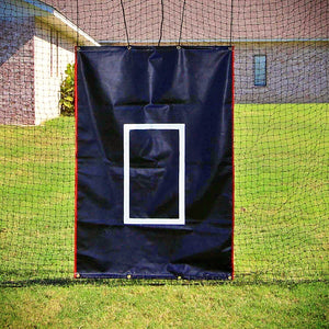 4'x6' Vinyl Batting Cage Backstops By Cimarron Sports-Baseball & Softball Equipment-Cimarron-Unique Sports