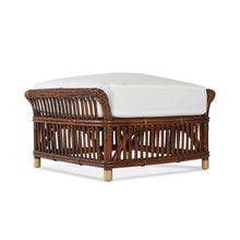 Parrot Cay Club Ottoman