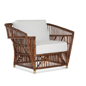 Parrot Cay Club Chair
