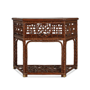 Mandalay Demilune Console
