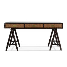 Indigo Coast Trestle Desk