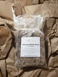 African Black Soap Bag