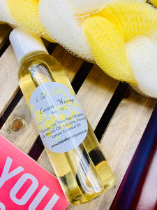 Lemon Meringue Body Oil