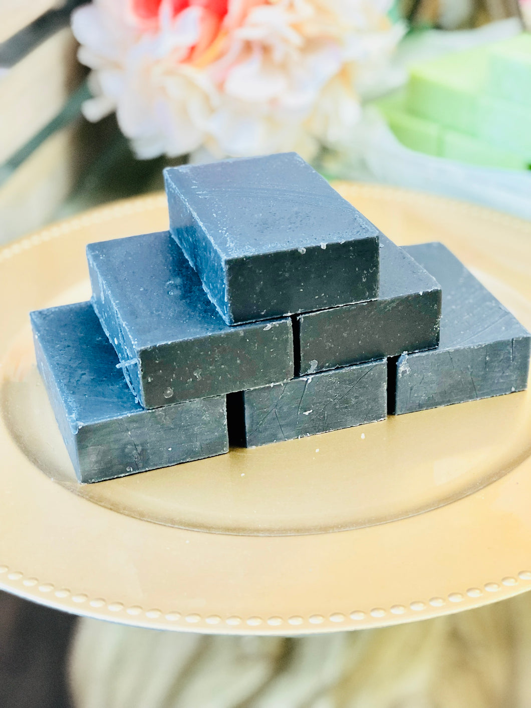 Black Activated Charcoal Soap Bar