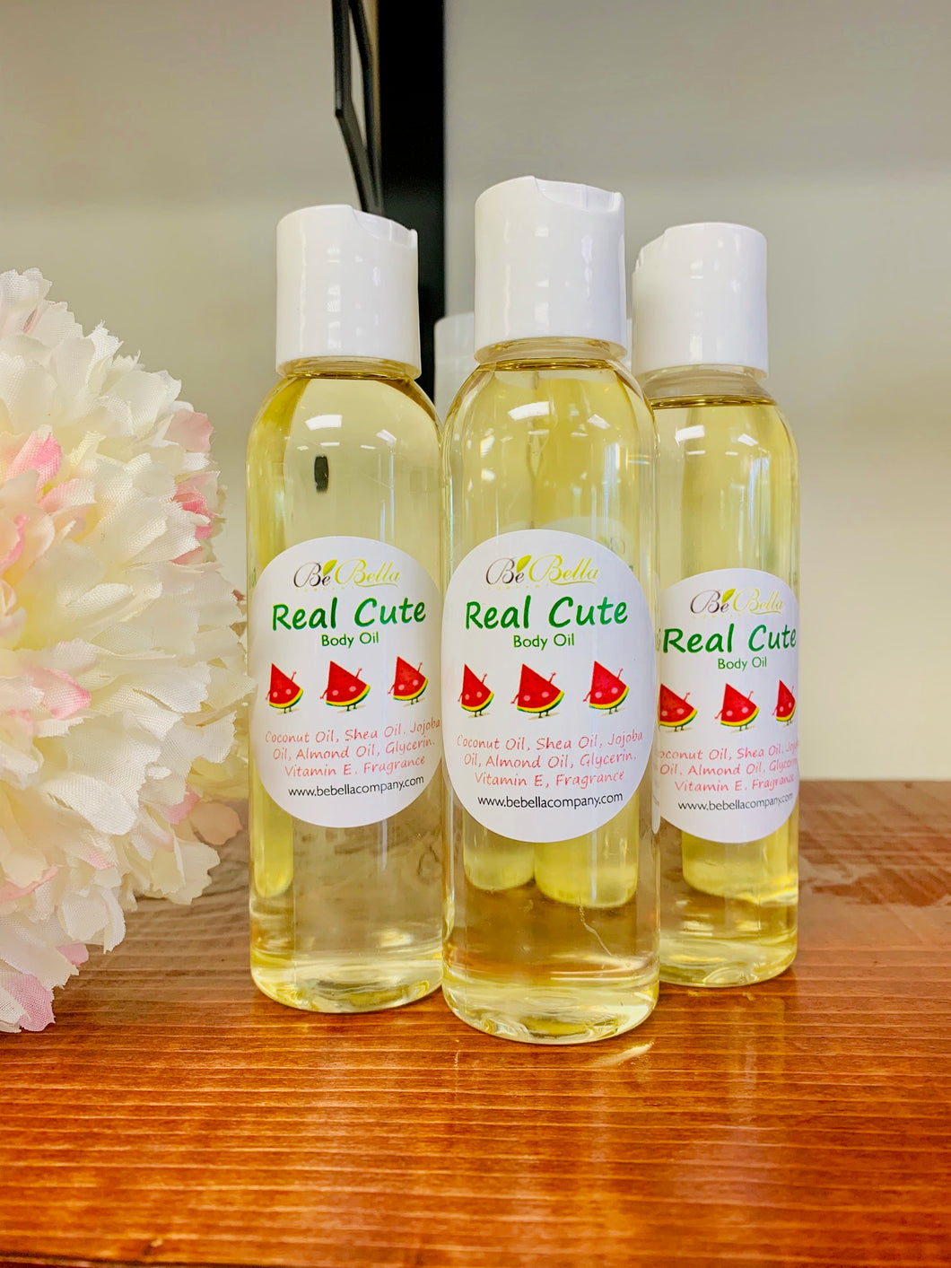 Real Cute Body Oil