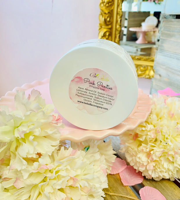Pink Panties Whipped Soap