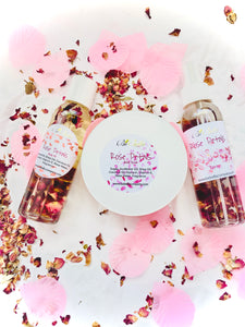 Rose Petals Body Oil
