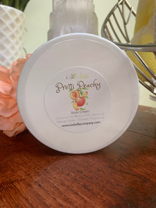 Pretti Peachy Body Cream