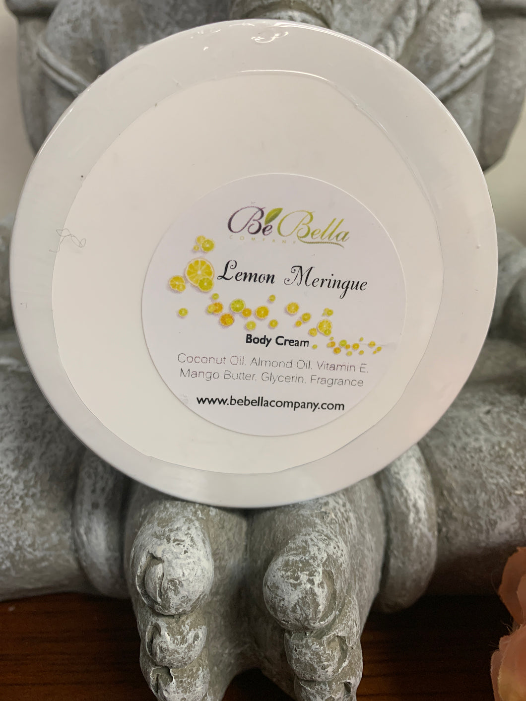 Lemon Meringue Body Cream