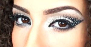 5 Alt Holiday Eye Looks You'll Heart to Death