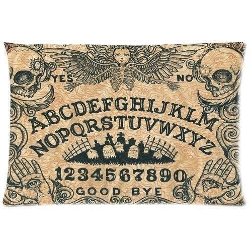 Super-Soft Ouija Board Pillowcase