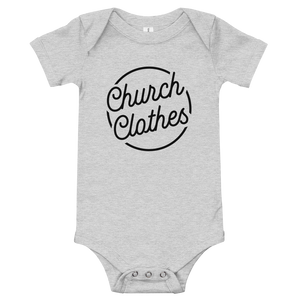 Church Clothes - Infant Bodysuit
