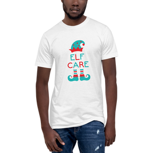 Elf Care - Unisex Fine Jersey Tall T-Shirt