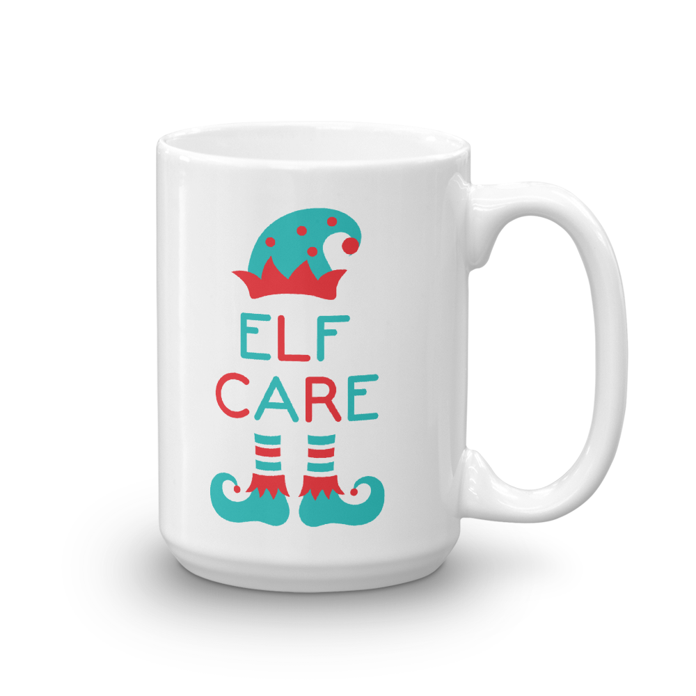 Elf Care - 15oz Mug