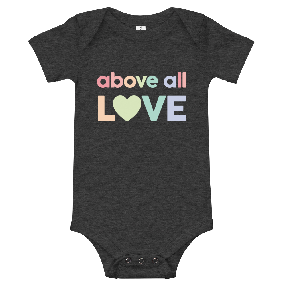 Above All Love - T-Shirt