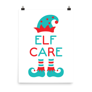 Elf Care - Poster