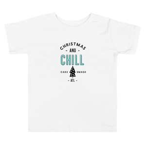 Christmas & Chill - Toddler Tee