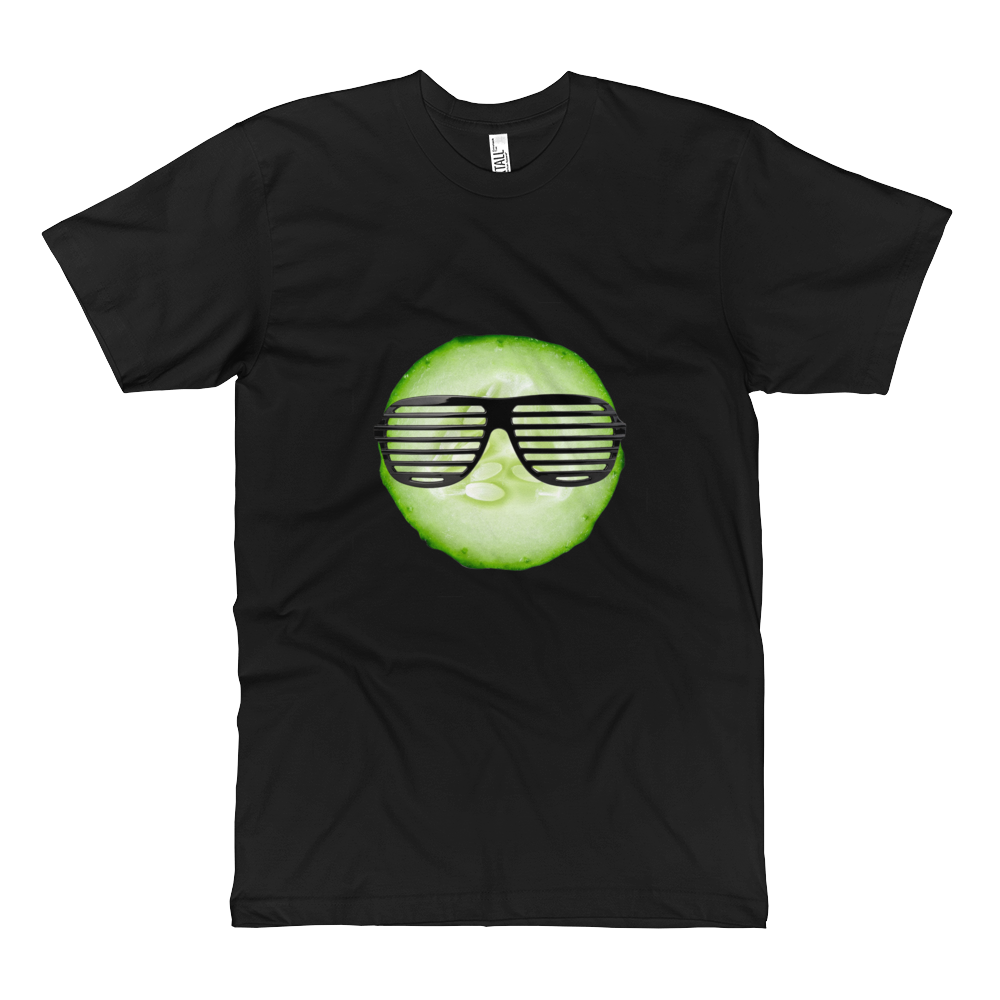 Cool As A Cucumber - Unisex Fine Jersey Tall T-Shirt