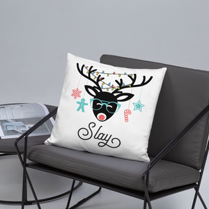 Slay - Throw Pillow