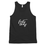 Font Lady - Classic tank top (unisex)