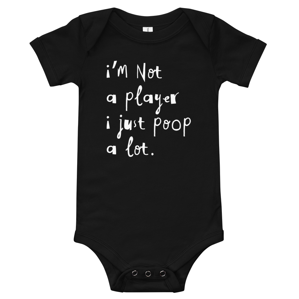 I'm Not A Player - T-Shirt