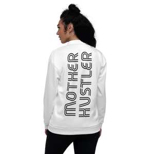 MOTHER HUSTLER - Unisex Bomber Jacket