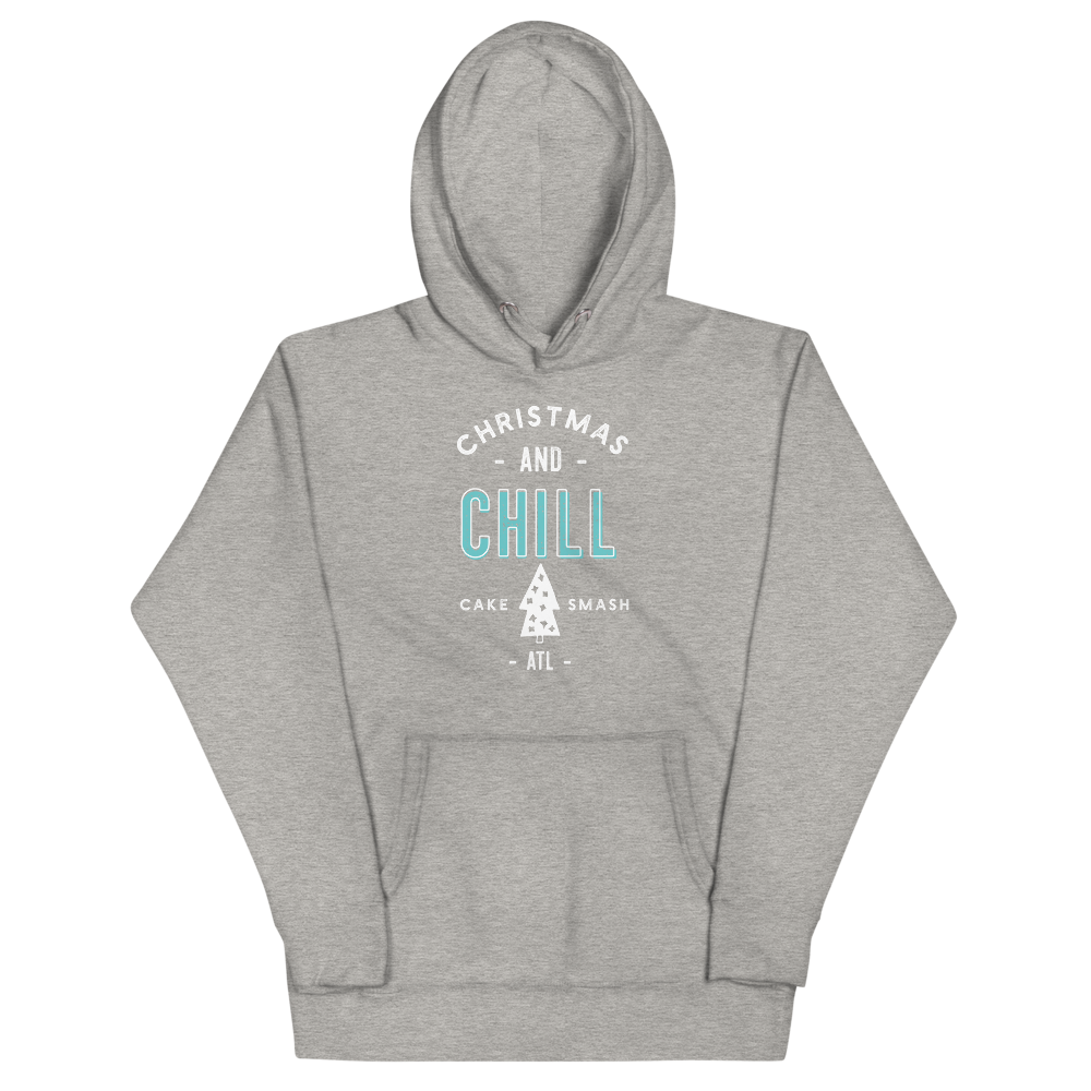 Christmas And Chill - Unisex Hoodie