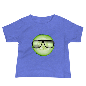 Cool As A Cucumber - Baby Jersey Short Sleeve Tee