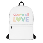 Above All Love - Backpack