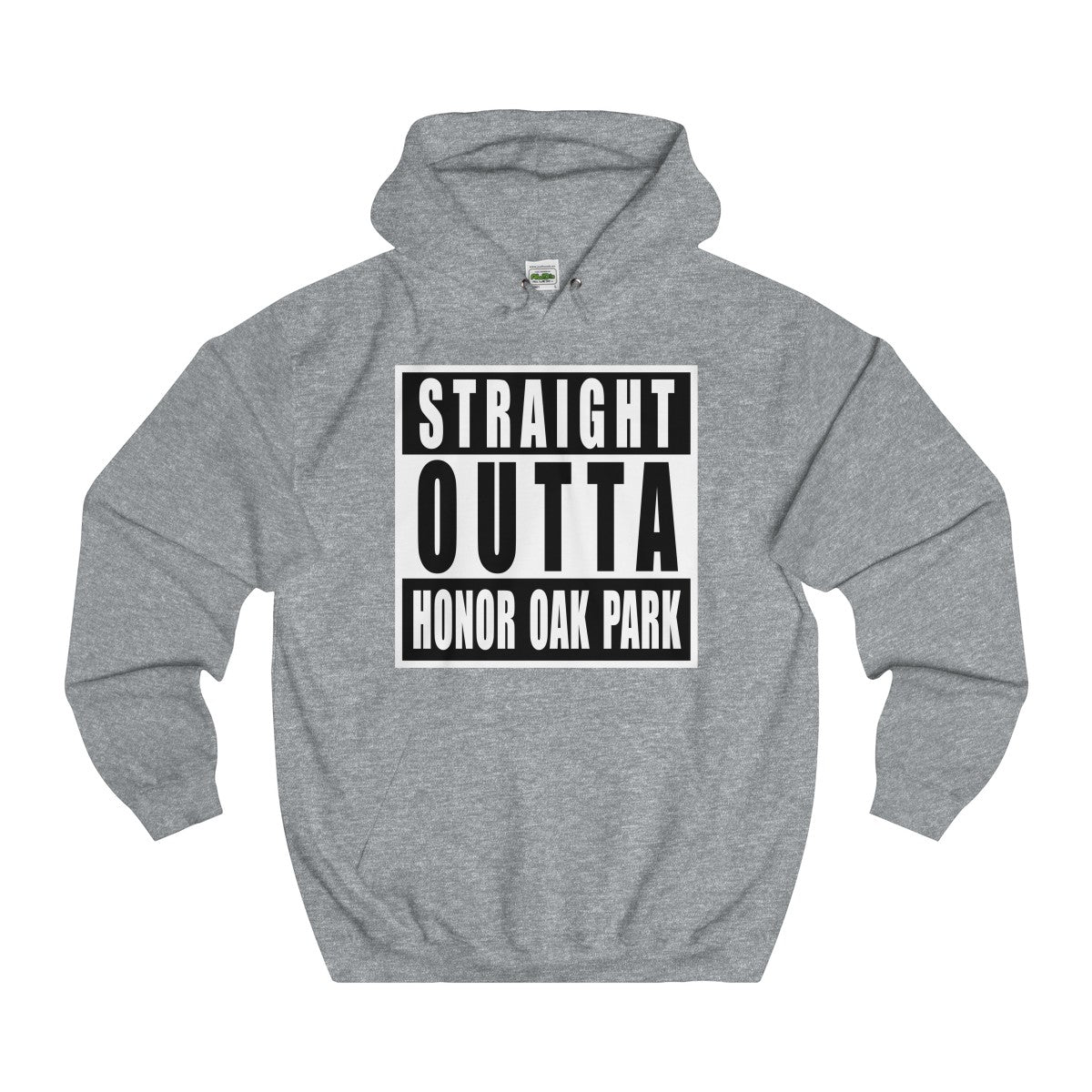 Straight Outta Honor Oak Park Hoodie