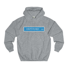 Deptford Road Sign Hoodie