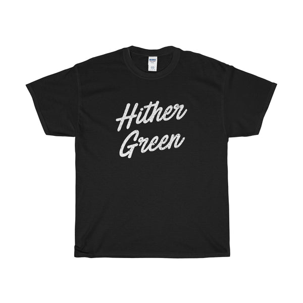 Hither Green Scripted T-Shirt