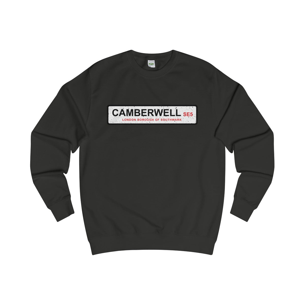 Camberwell Road Sign SE5 Sweater