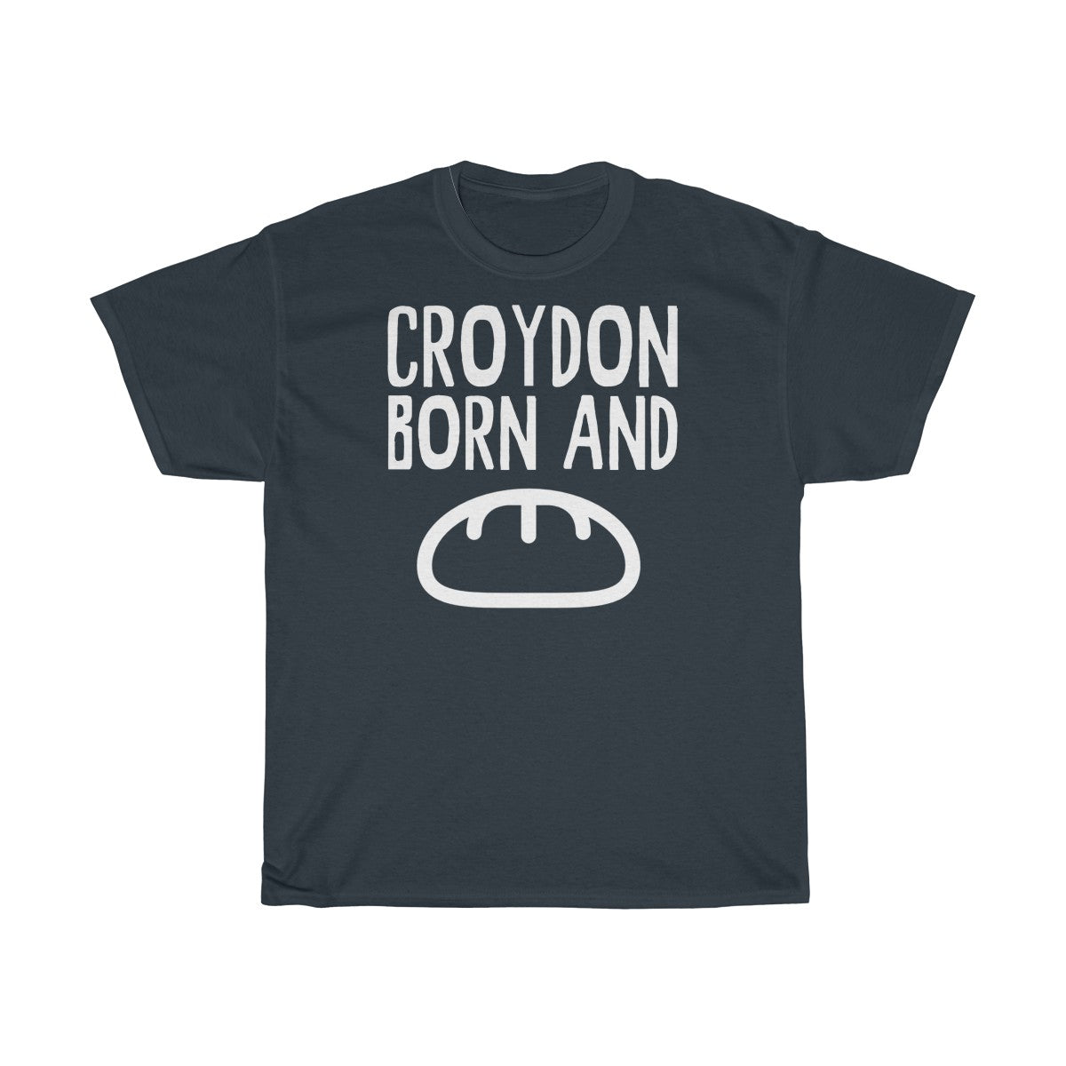 Croydon Born and Bread Unisex T-Shirt