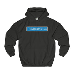 Honor Oak Road Sign Hoodie