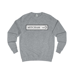 Mitcham Road Sign Sweater