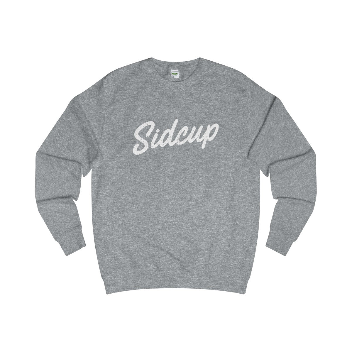 Sidcup Scripted Sweater